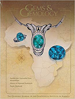 gems & gemology magazine