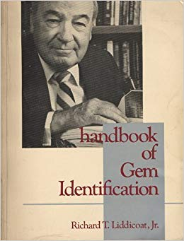 handbook of gem identification liddicoat