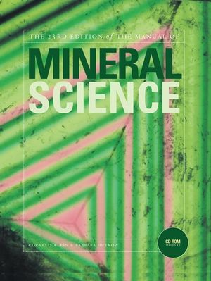 manual of mineral science hurlbut