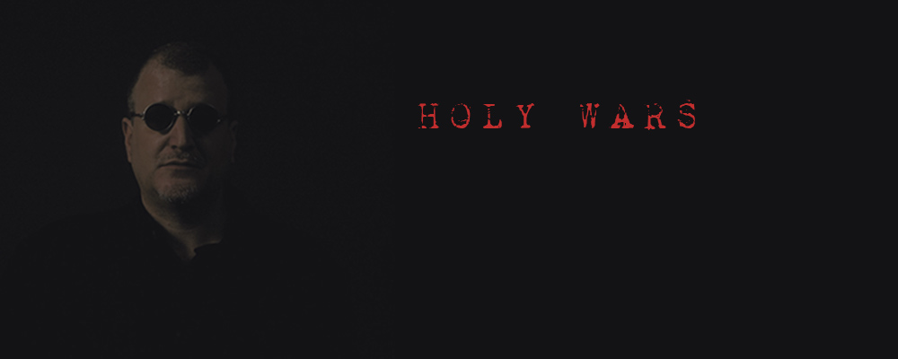 Fred Ward Emerald Case • Holy Wars • Digital Devil #8