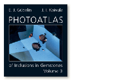 Photoatlas of Inclusions in Gemstones, Vol. 3 • Book Review