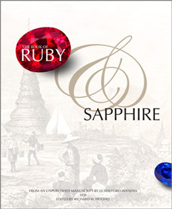 Book of Ruby & Sapphire by J.F. Halford-Watkins