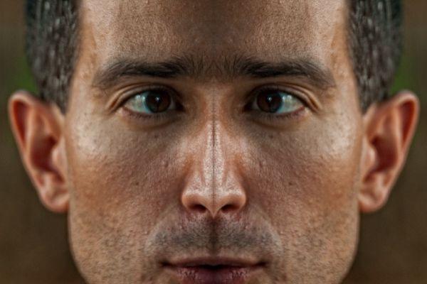 Olivier Segura seeing double