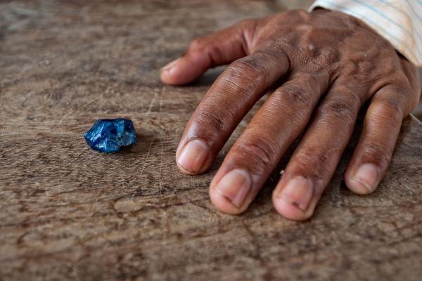 Pailin sapphire