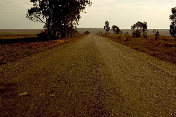 The road to Ilakaka