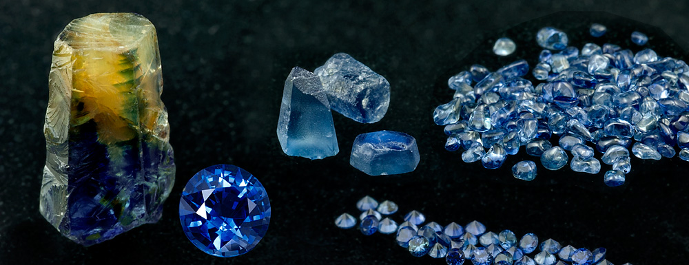 Laos Sapphire Mines • A History
