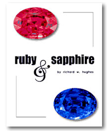 Ruby & Sapphire (1997) by Richard W. Hughes